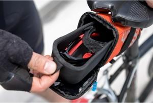 Фото Велосумка под седло 0.5L Roswheel серия PRO черная