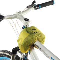 Фотография защита от дождя Roshweel для велосумки размер M