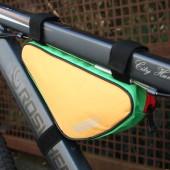 Фото велосумка под раму Roswheel цветная