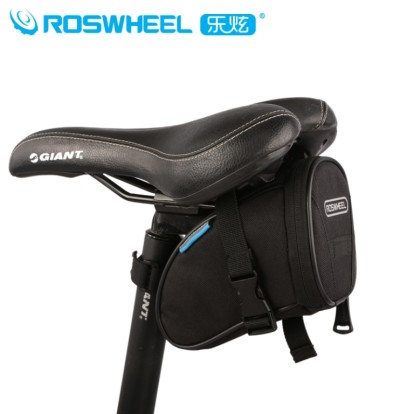 Велосумка под седло Roswheel черная