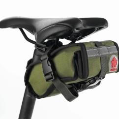 Картинка велосумка под седло водоотталкивающая Roswheel