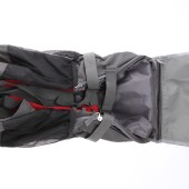 Фото велорюкзак-трасформер Roswheel серый вместимость 20 литров