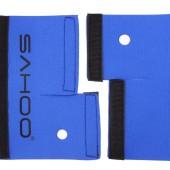 Картинка защита передней вилки для велосипеда Sahoo синяя