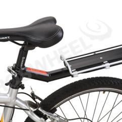 Картинка багажник быстросъемный для велосипеда