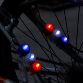 Картинка велофонари для велосипеда силиконовые