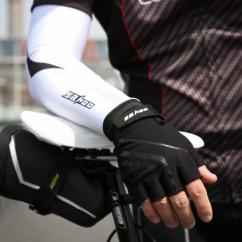 Фото нарукавники Sahoo (манжеты) для езды на велосипеде,черные