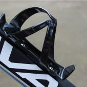 Картинка флягодержатель на раму велосипеда, пластиковый, черный, DL15