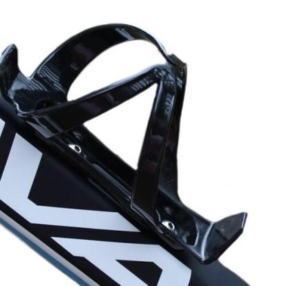 Флягодержатель на раму велосипеда, пластиковый, черный, DL15