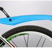 Комплект щитков зрязезащитных для велосипеда красный, с габаритным фонарем