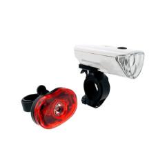 картинка комплект освещения для велосипеда 2K