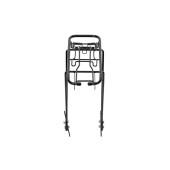 Картинка багажник для велосипеда SIHD универсальный, 24-28 дюймов, черный