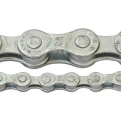 Цепь для велосипеда KMC Z-51