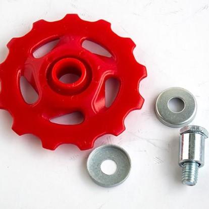 Картинка ролик заднего переключателя велосипеда 13T