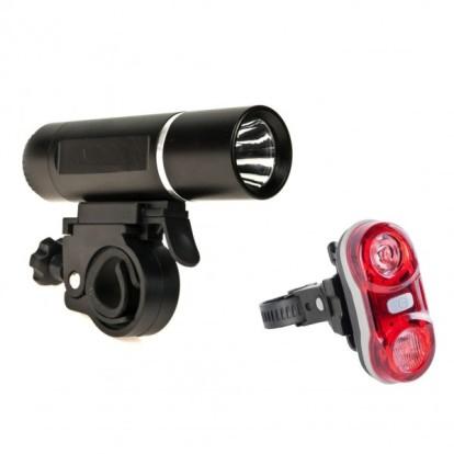 Фото комплект освещения для велосипеда HW