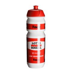 Фото фляга для велосипеда TACX SHIVA PRO TEAM LOTTO-SOUDAL, красная