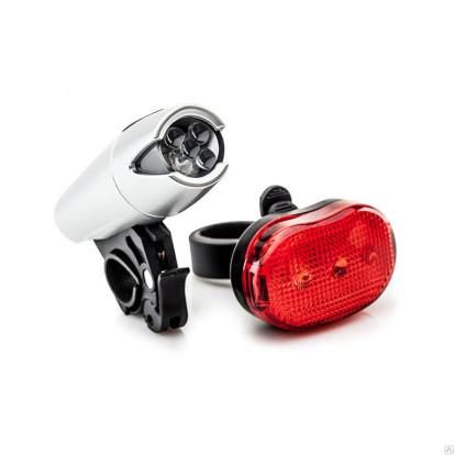Фото комплект фонарей для велосипеда XC-8008