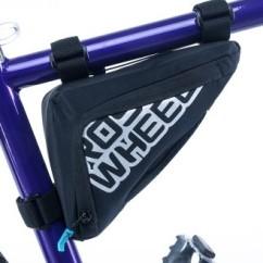 Фото велосумка под раму 0,5L Roswheel черная