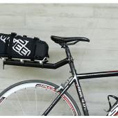 фото Велосумка на багажник 5L Roswheel черная
