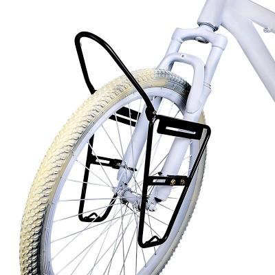 Фото передний багажник для велосипеда
