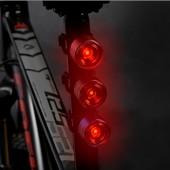Картинка задний габарит Sahoo для велосипеда