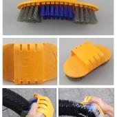 Фото набор щеток для чистки велосипеда
