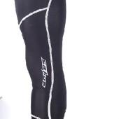 Картинка ногова (гетры) для велосипедиста Sahoo черные
