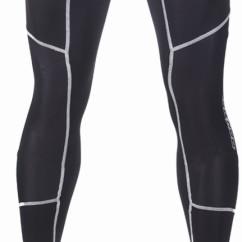 Картинка ногова (гетры) для велосипедиста Sahoo черные размер XXL