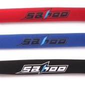 защита подвески от цепи для велосипеда Sahoo черная