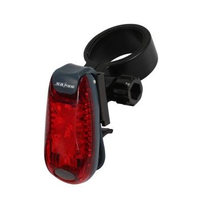 Фото задний фонарь для велосипеда Sahoo 3 диода