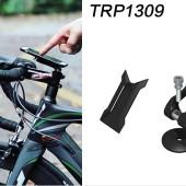 Держатель Trigo для телефона с крепением в шток руля велосипеда