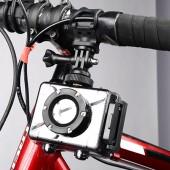 Фото Держатель для экшн камеры Trigo на руль велосипеда
