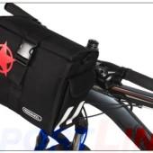 Фото сумка на руль велосипеда Roswheel водонепроницаемая, черная