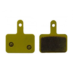 Фото колодки для дисковых тормозов велосипеда Baradine DS-10S - sintered
