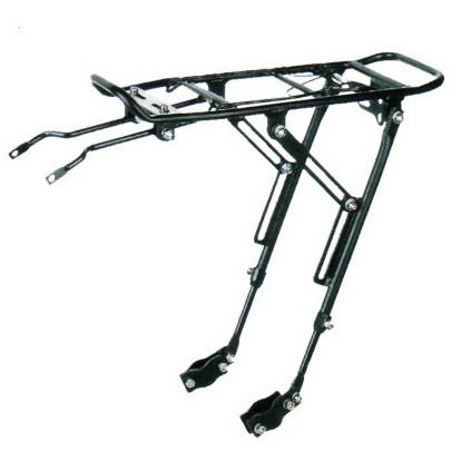 Багажник для велосипеда с креплением на перья рамы