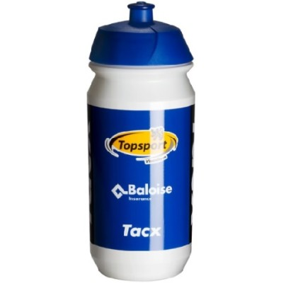 Фото фляга TACX SHIVA PRO TEAM ETIXX-QUICK, 500 ml, синяя