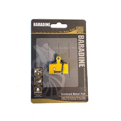 Колодки для дисковых тормозов велосипеда Baradine DS-52S sintered