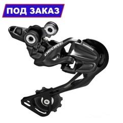 картинка Переключатель задний для велосипеда SHIMANO DEORE M610, 10 скоростей