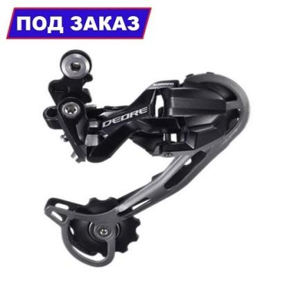 Картинка Переключатель задний для велосипеда SHIMANO DEORE RD-M592