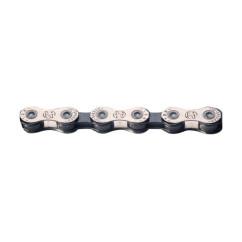 Фото цепь для велосипеда YBN S10-S (10 скоростей) серебристый/серый