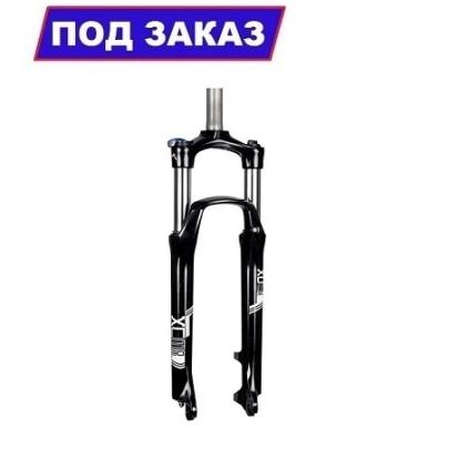 """Фото вилка для велосипеда 26"""" SUNTOUR XCM HLO 1-1/8"""" (AHEAD)"""