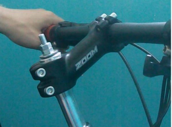 Вынос велосипедного руля