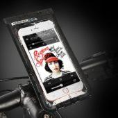 держатель для телефона на руль велосипеда
