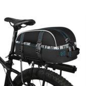 сумка на багажник велосипеда 8 литров