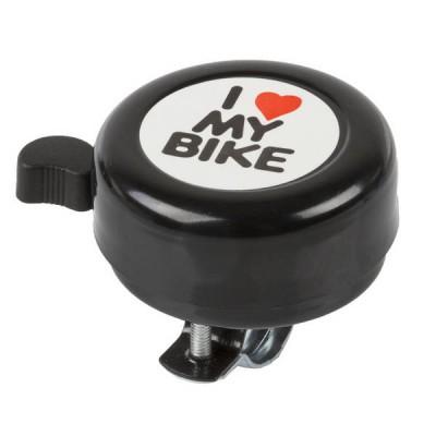 механический звонок велосипед