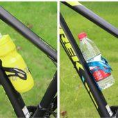 Черный металл велосипед