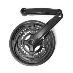 Система шатунов велосипеда 48T, 170 мм