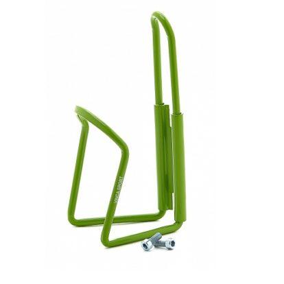 держатель для фляги на велосипед зеленый