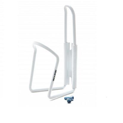 держатель для фляги на велосипед белый