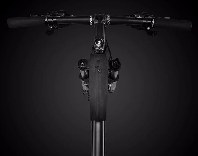 Фото спортивная сумка на раму велосипеда