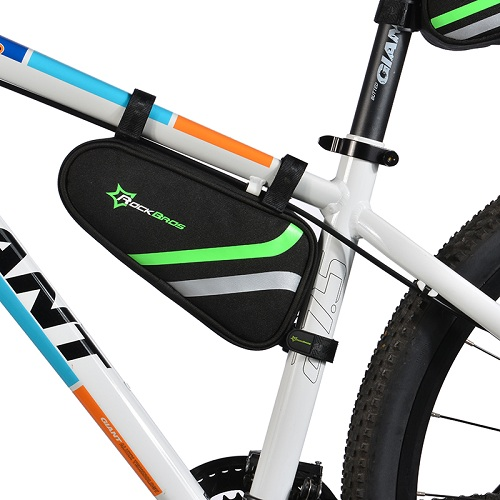 Фото велосумка под раму Rockbros